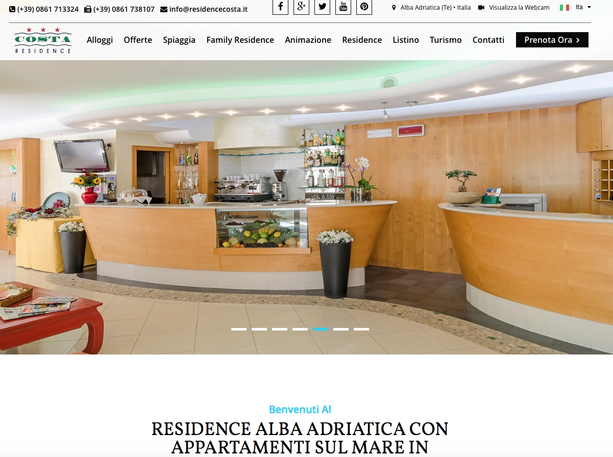 Residence Costa Alba Adriatica