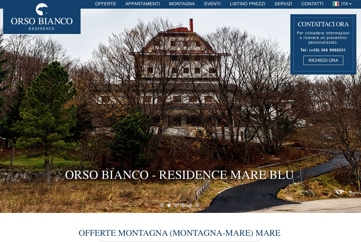 Residence Orso Bianco Prati di Tivo