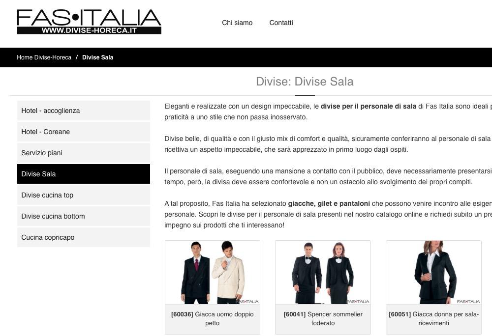 8712164f38 Abbigliamento Vendita « Categories « Directory Aziende