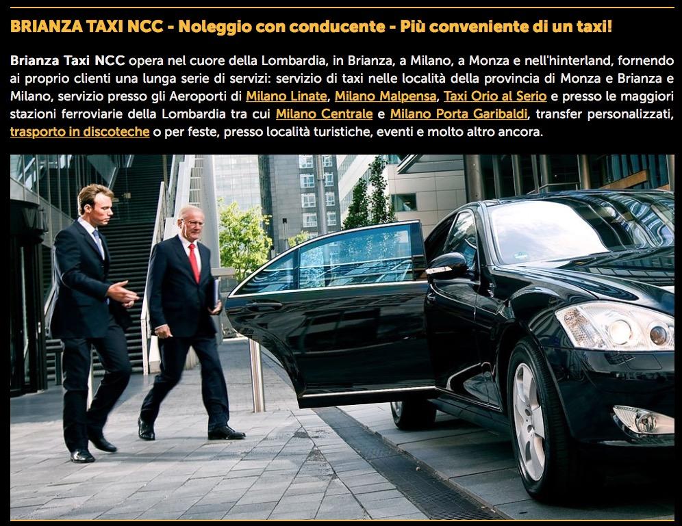 Brianza Taxi