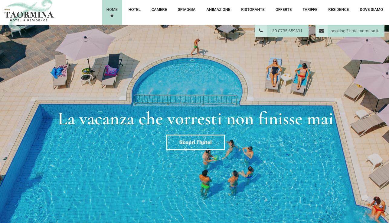 Hotel Taormina a San Benedetto del Tronto