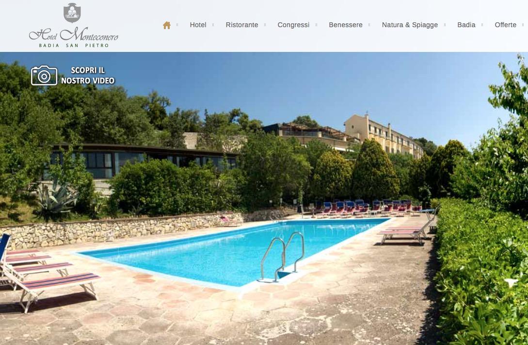 Monteconero - Hotel e Ristorante matrimoni