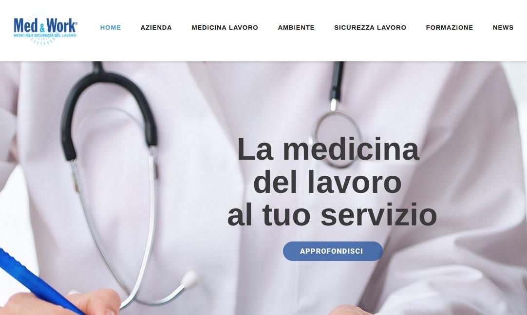 Med & Work Srl